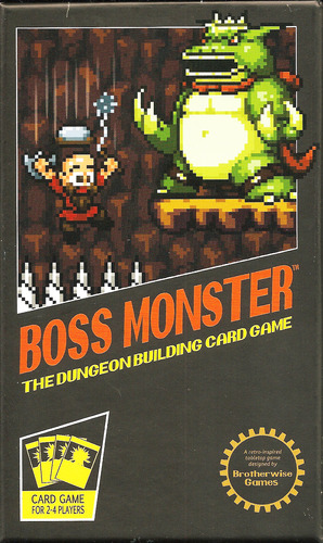 boss monster virselis
