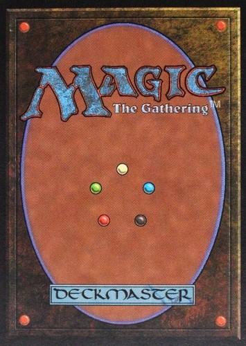 magic the gathering virselis