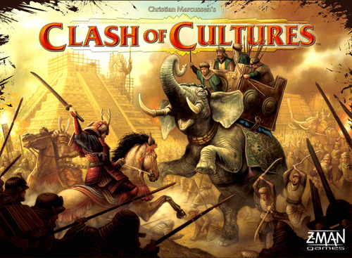 clash of cultures virselis