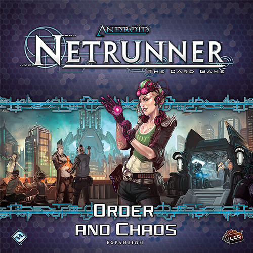 netrunner order and chaos virselis