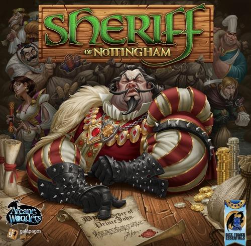 sheriff of nothingem virselis