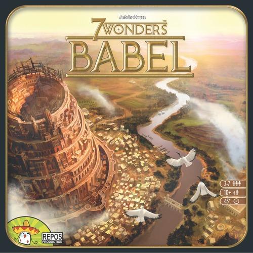 7 wonders babel virselis