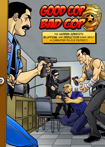 good cop virselis