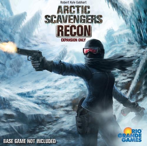 arctic scavenger recon virsleis