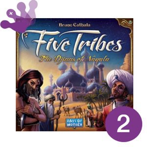 five tribes nr2