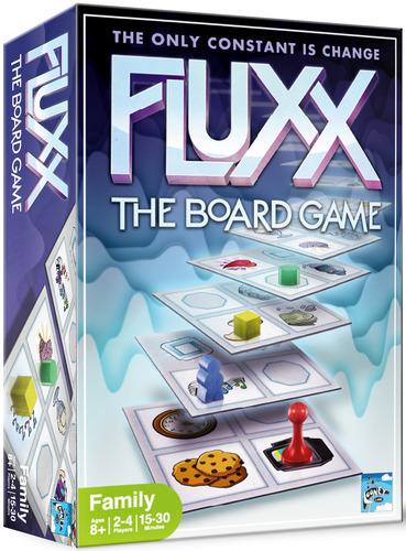 fluxx boardgame