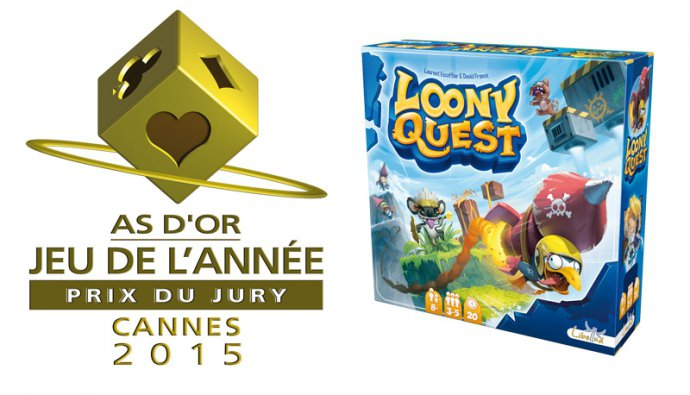 loony quest as dor
