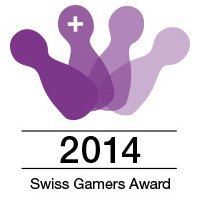 swiss gamers award logo