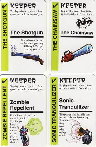 zombie fluxx keepers repelent