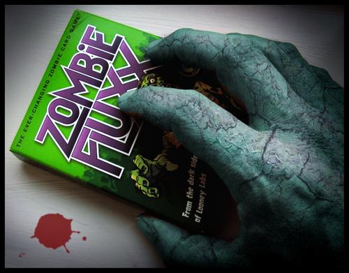 zombie fluxx ranka