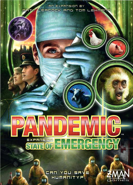 pandemic emergency virshelis