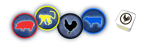 pandemic gyvuliukai