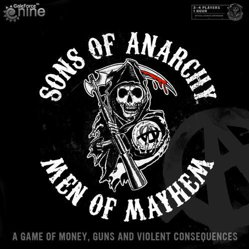 sons of anarchy virselis