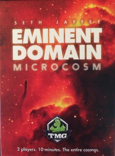 eminent domain microcosm virselis