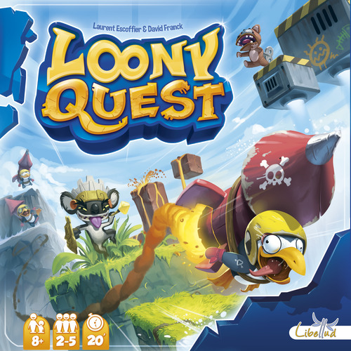 loony quest virselis