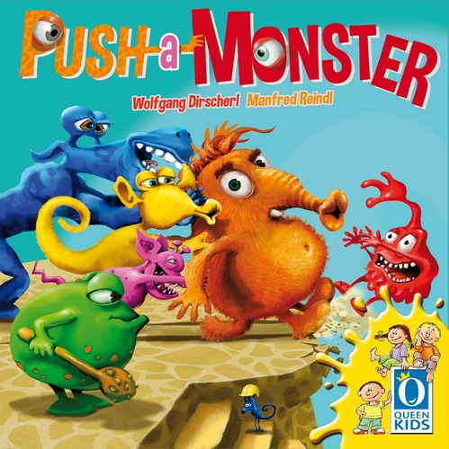 push the monster virselis