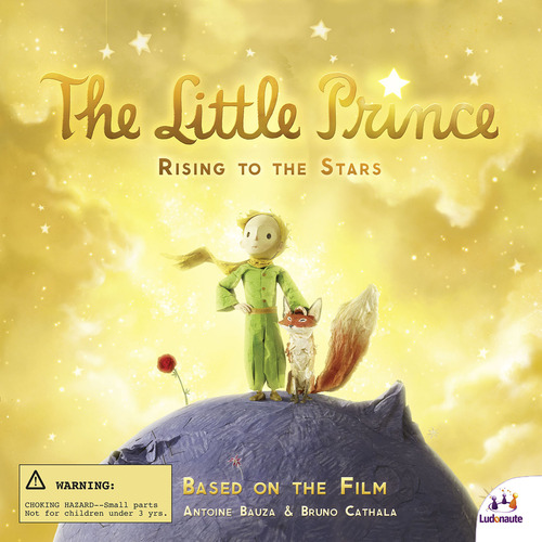 little prince rising to the stars