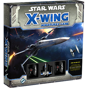 x wing new starter box