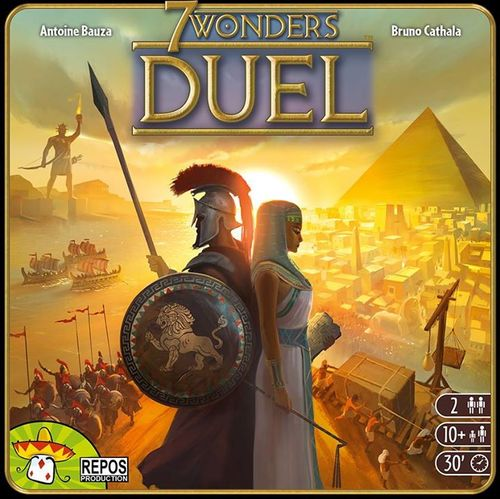 7 wonder Duel virselis