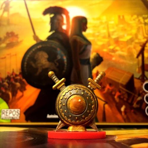 7 Wonders duel shield