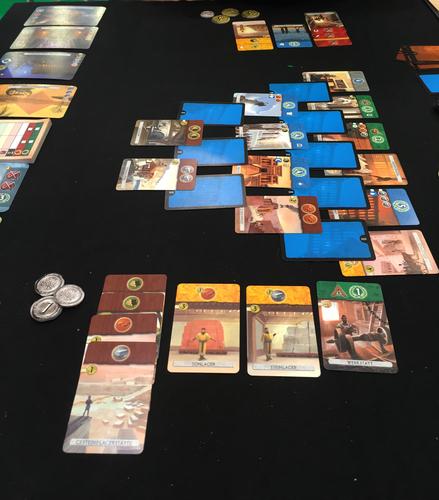 7 wonders duel piramide
