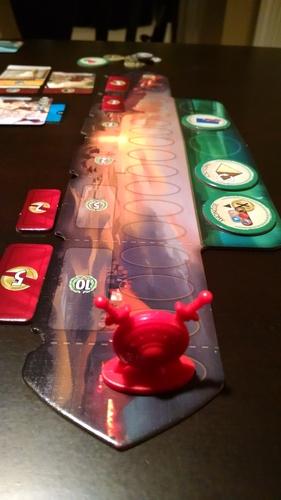 7 wonders duel war track