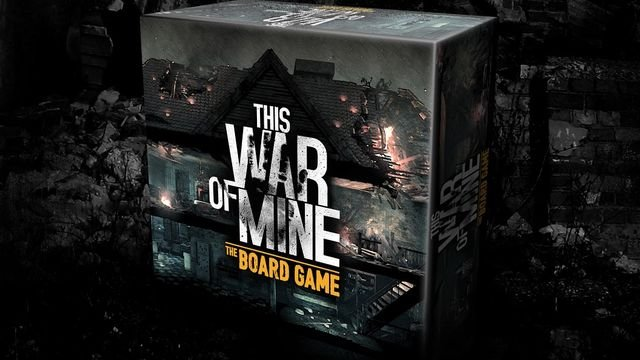war of mine box