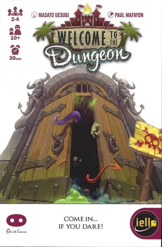 welcom to the dungeon